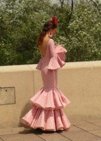 aplomb-Danseuse de flamenco